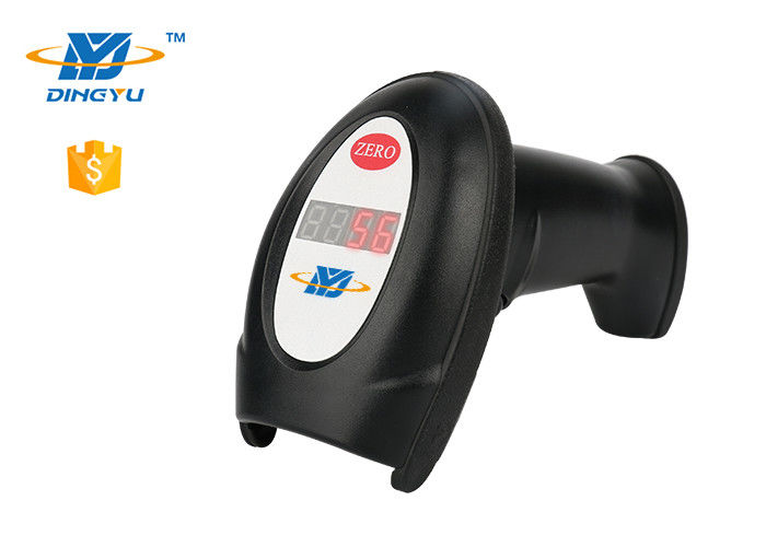 1d Handheld Wired Barcode Scanner USB Interface DC 5V 100mA Power Supply DS5200N
